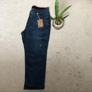 Leader Jack jeans Jeggings fleece lining